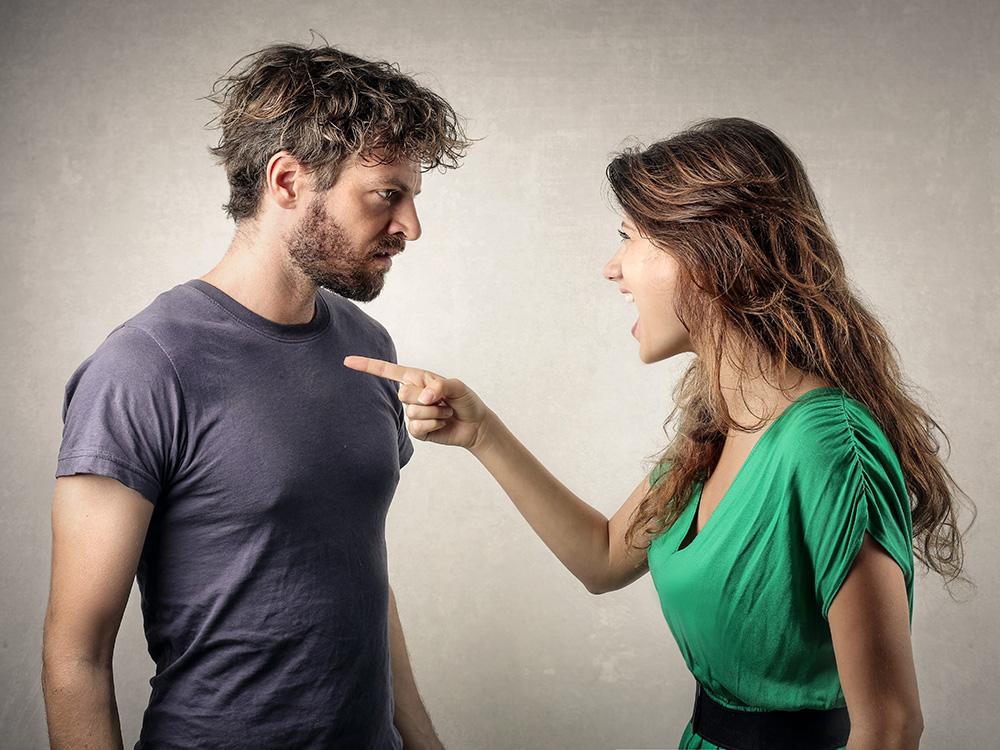 Gritar no Relacionamento Faz Mal para a Comunicação