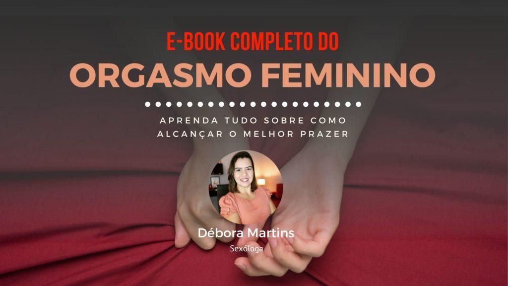 E-Book: Orgasmo Feminino